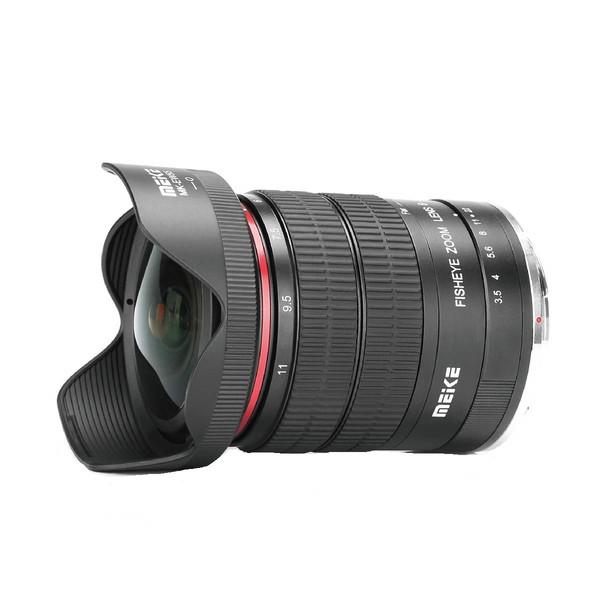 لنز دوربین مایک مدل 6.11mm f/3.5 E-FE مناسب برای دوربین سونی