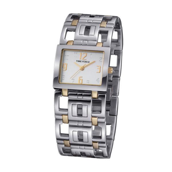 ساعت مچی عقربه ای تایم فورس مدل TF3215L02M