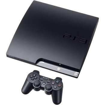 کنسول بازی سونی پلی استیشن 3 - 320 گیگابایت به همراه استارتر Move | Sony Playstation 3-320GB with Move Starter