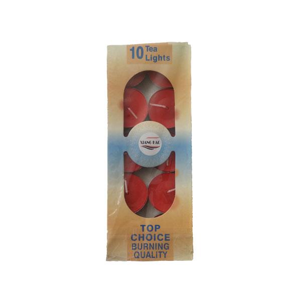 شمع وارمر مدل Tea Lights بسته 10 عددی