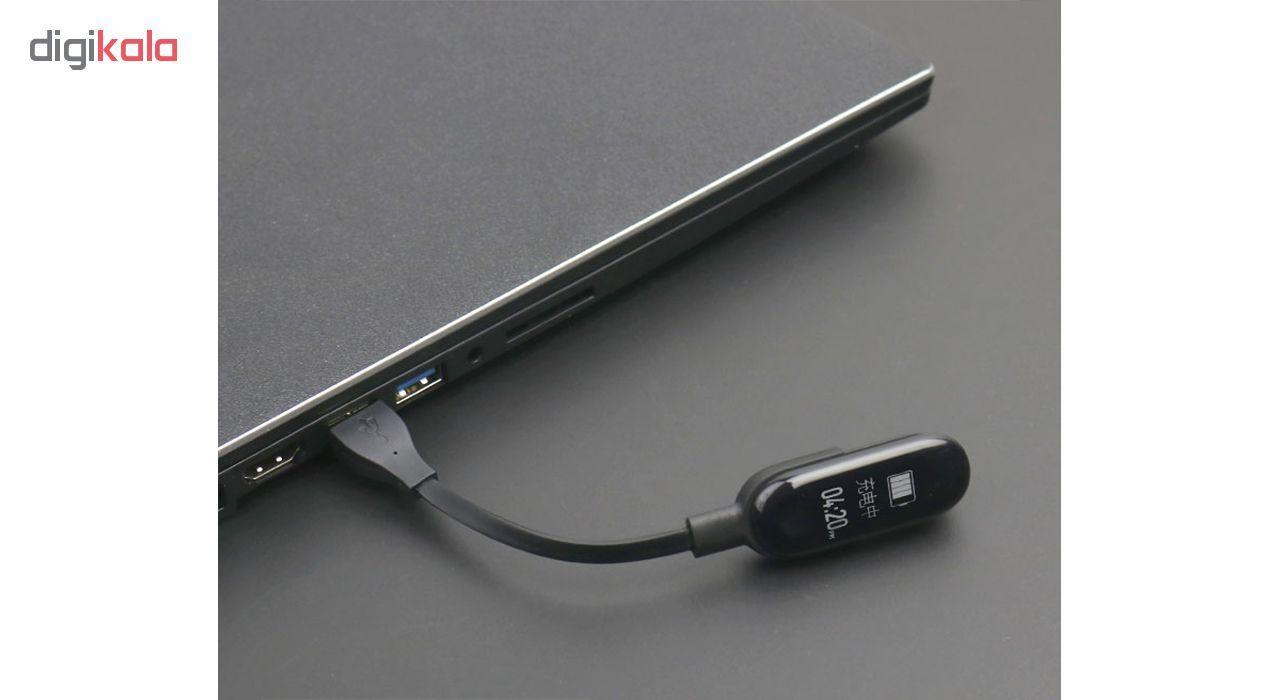 کابل USB مدل KS123 مناسب برای مچ بند هوشمند شیائومی Mi Band 3 main 1 11