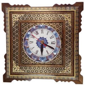 ساعت خاتم کاری مدل اسلیمی کد 1142