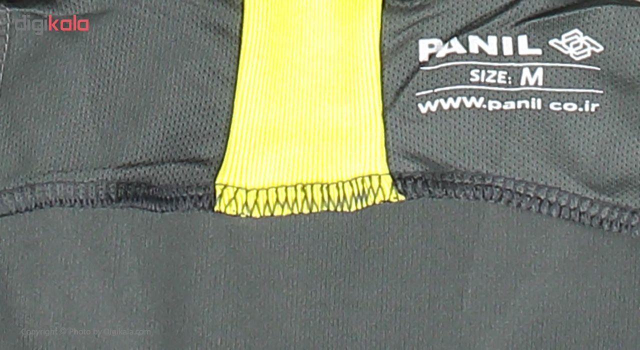 ست تی شرت و شلوارک مردانه پانیل مدل PA1102BY -  - 5