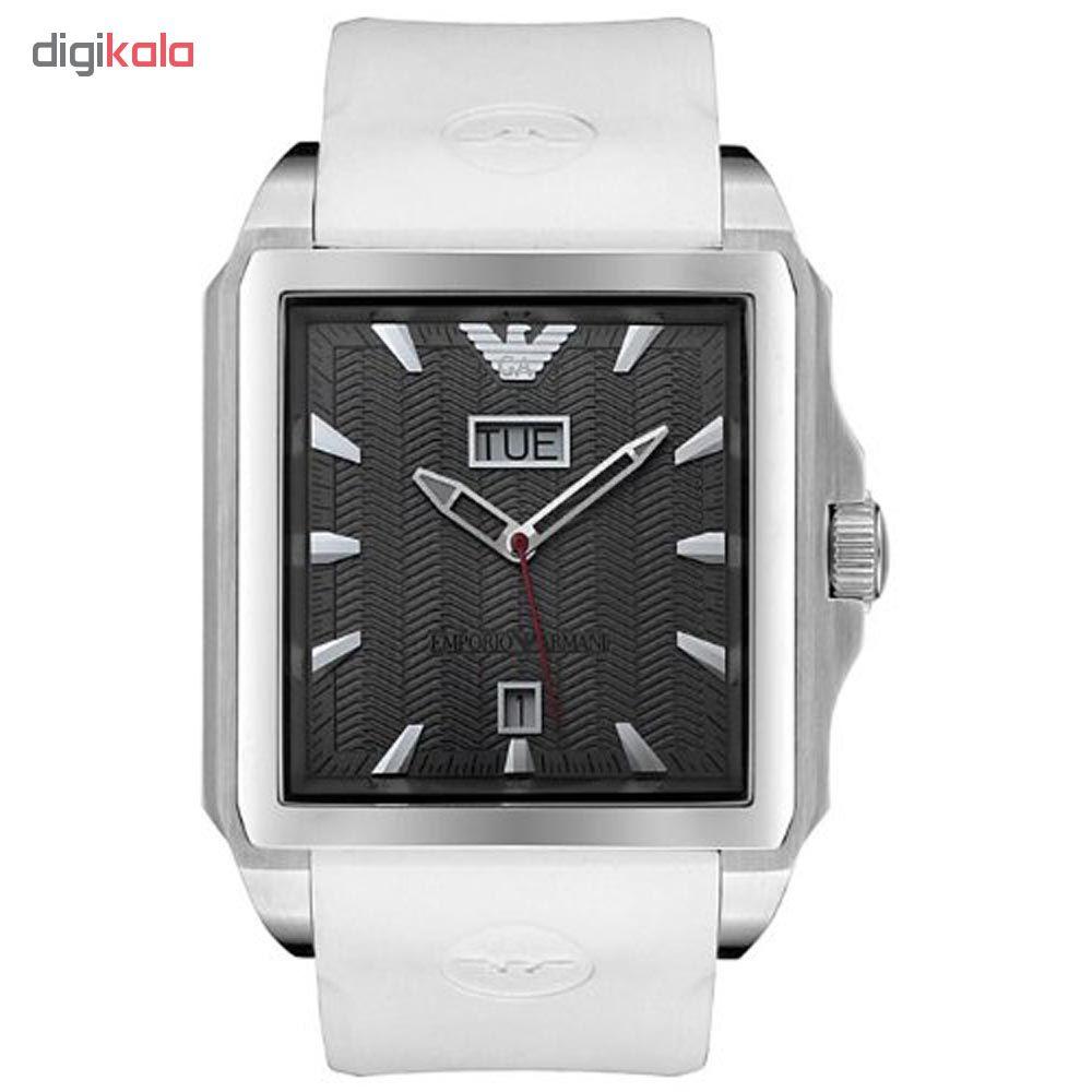 خرید ساعت مچی عقربه ای مردانه امپریو آرمانی مدل AR0654 | ساعت مچی