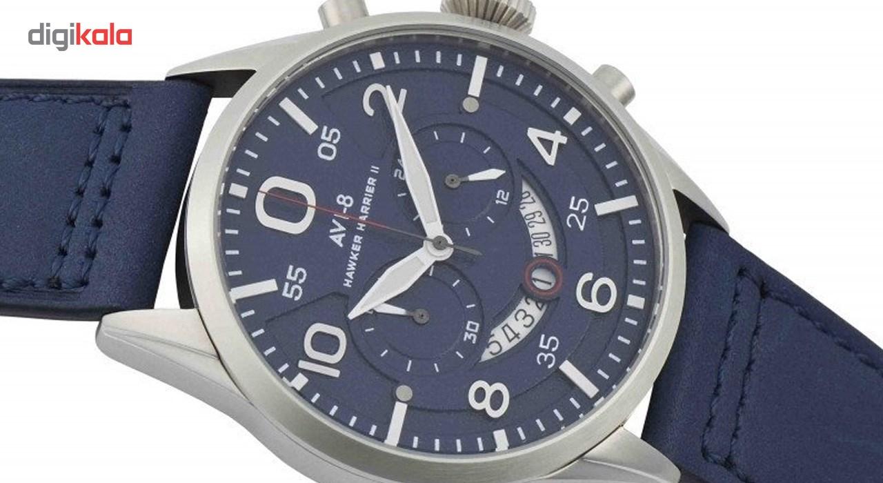 ساعت مچی عقربه ای مردانه ای وی-8 مدل AV-4031-04