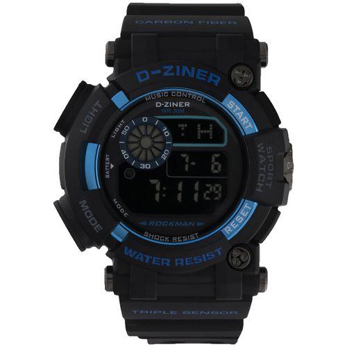 ساعت مچی دیجیتال مردانه دیزاینر مدل D-Z7043