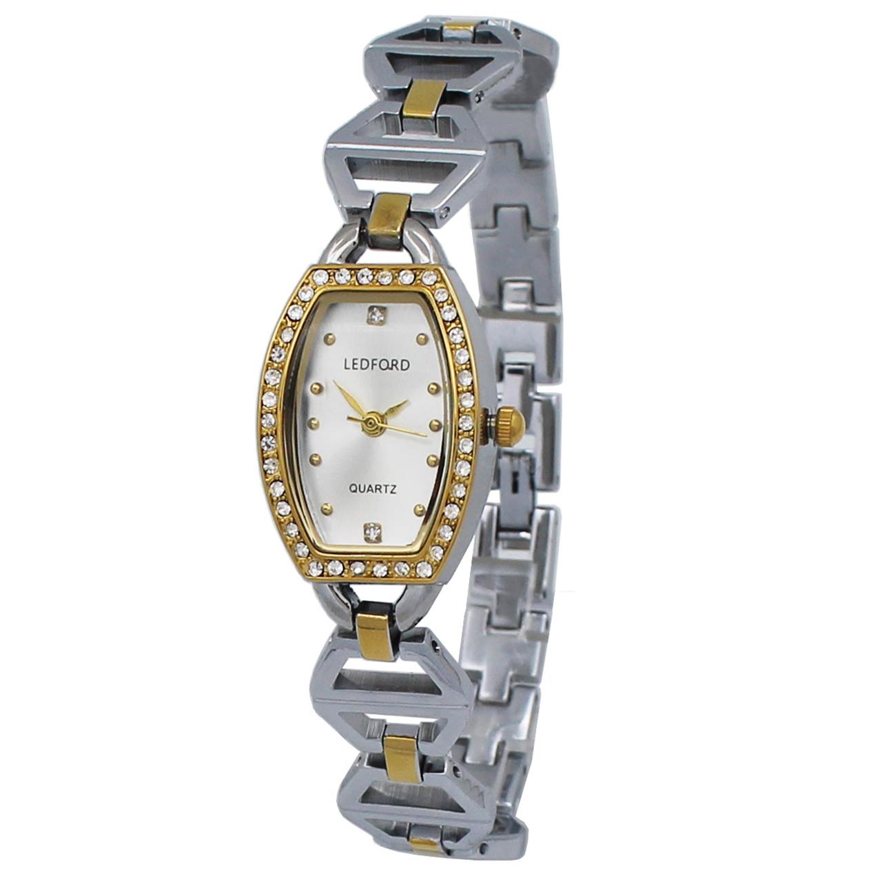 ساعت مچی عقربه ای زنانه لدفورد مدل DGZU-0160