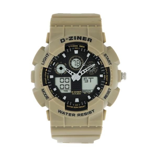 ساعت مچی عقربه ای مردانه دیزاینر مدل D-Z7052