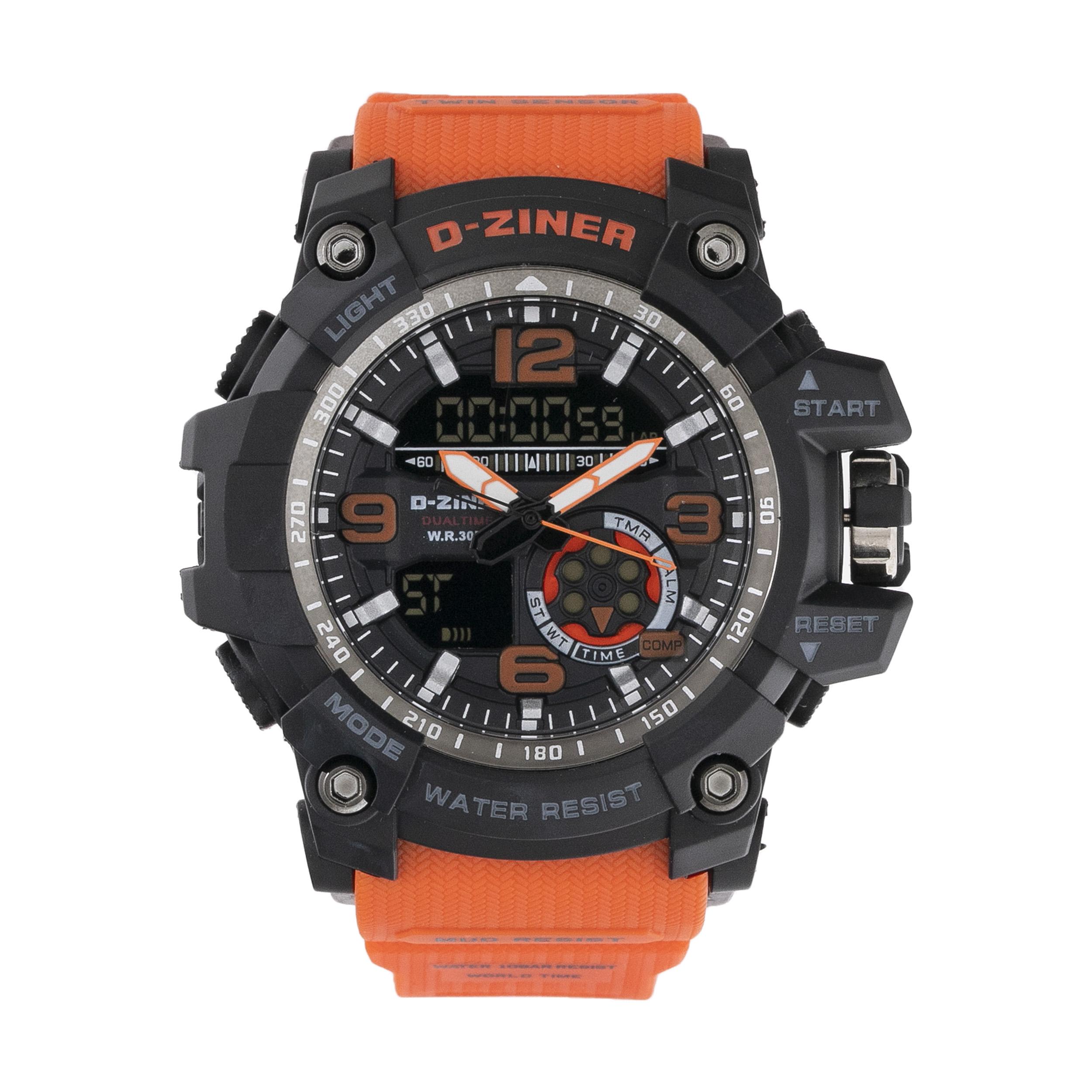 ساعت مچی عقربه ای مردانه دیزاینر مدل D-Z7006 24