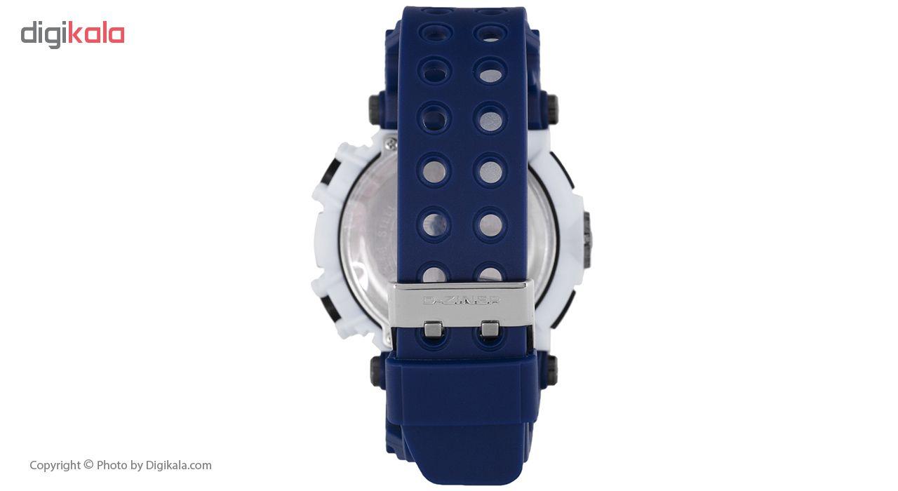 ساعت مچی دیجیتال مردانه دیزاینر مدل D-Z7035
