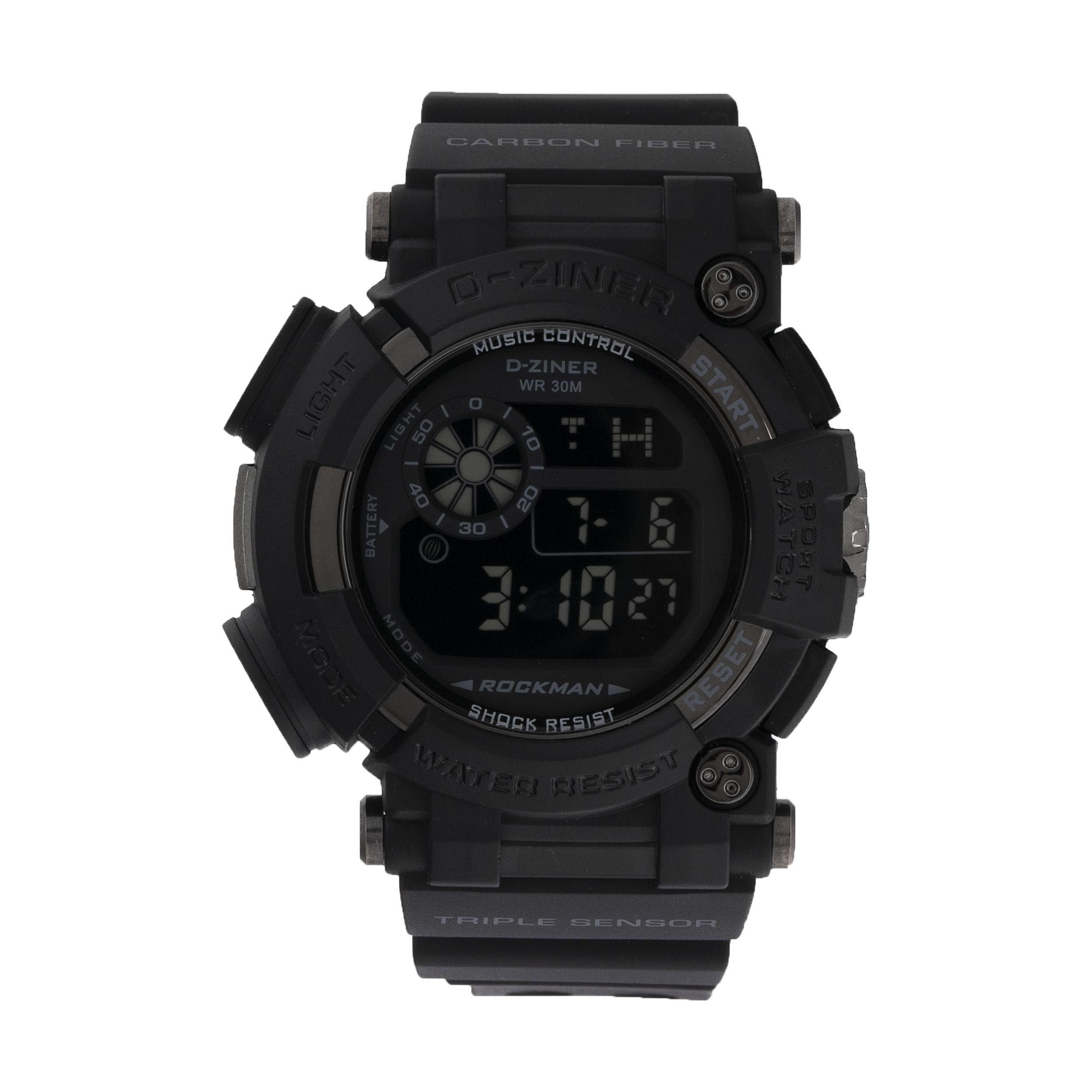 ساعت مچی عقربه ای مردانه دیزاینر مدل D-Z7012 13