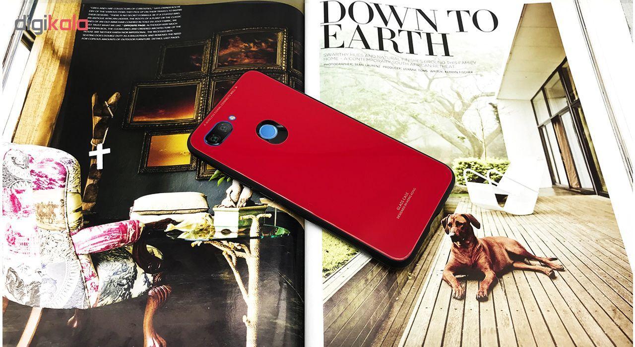 کاور مای کالرز مدل Glass Case مناسب برای گوشی موبایل شیائومی Mi 8 Lite main 1 2