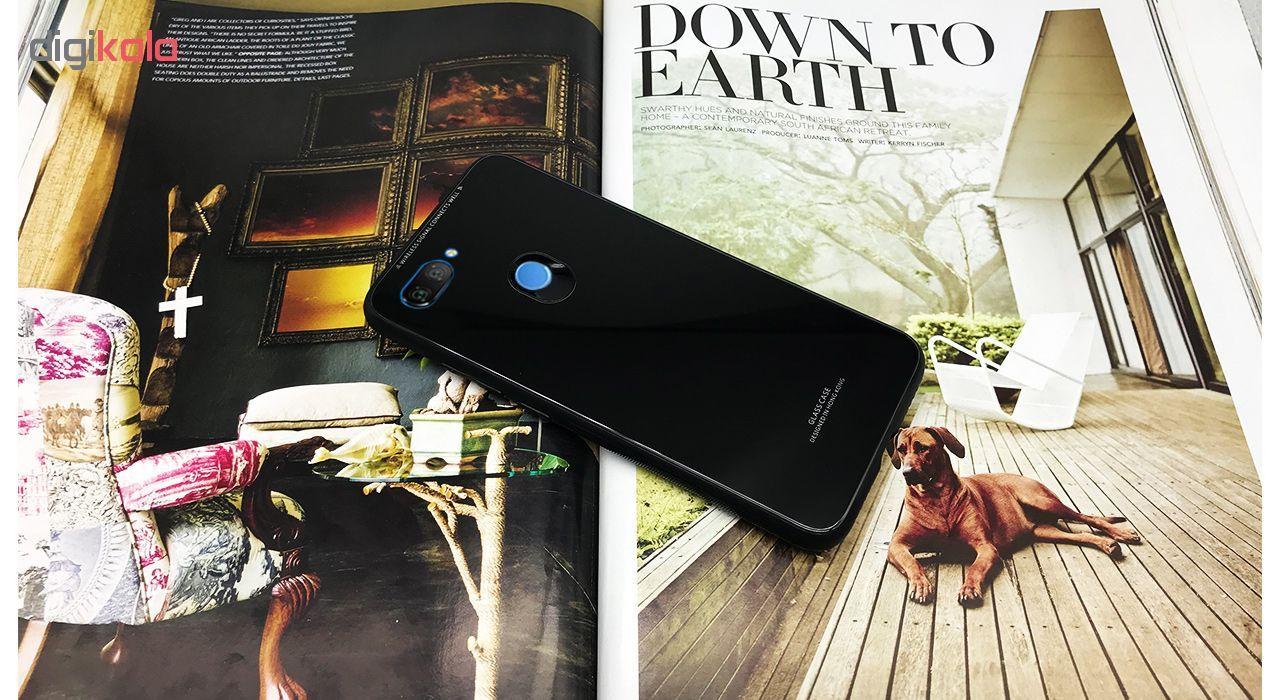 کاور مای کالرز مدل Glass Case مناسب برای گوشی موبایل شیائومی Mi 8 Lite main 1 4