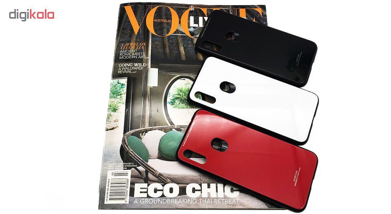 کاور مای کالرز مدل Glass Case مناسب برای گوشی موبایل شیائومی Mi 8 Lite main 1 5