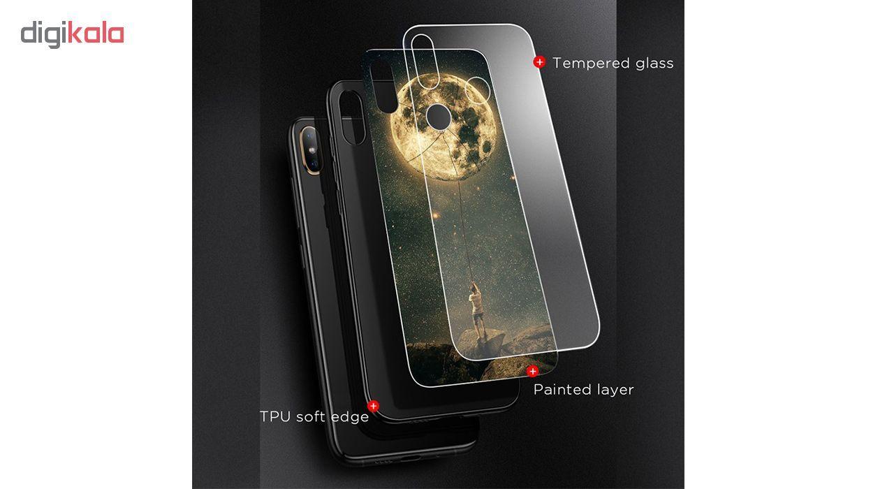 کاور مای کالرز مدل Glass Case مناسب برای گوشی موبایل شیائومی Mi 8 Lite main 1 9