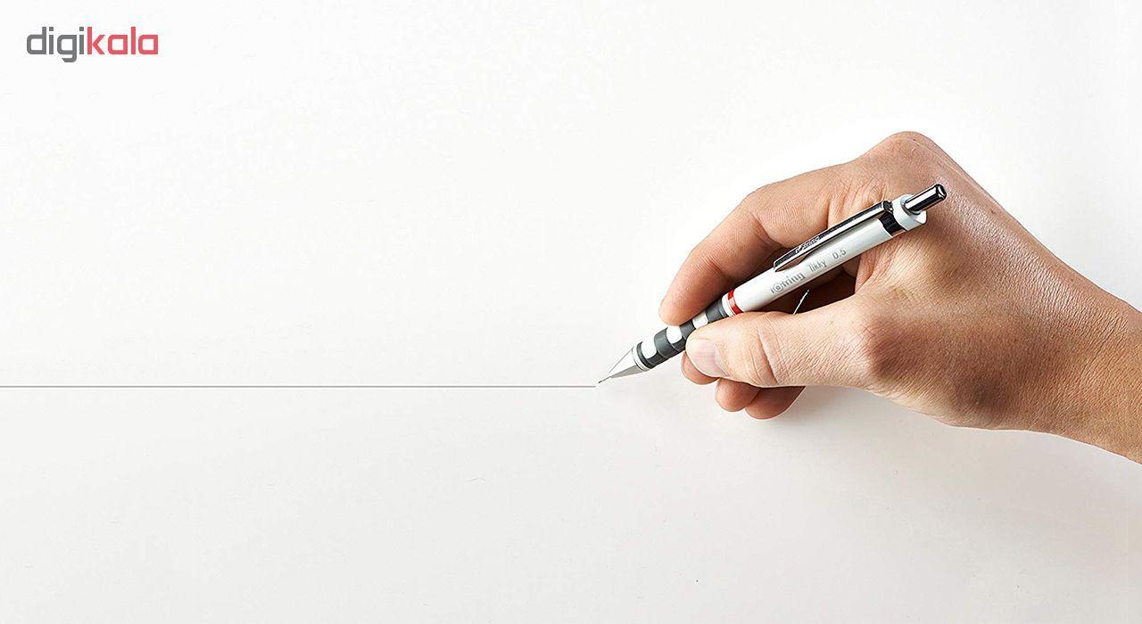 مداد نوکی 0.5 میلیمتری روترینگ مدل Tikky main 1 3