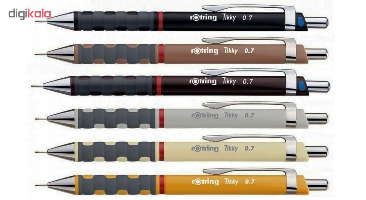 مداد نوکی 0.7 میلیمتری روترینگ مدل Tikky main 1 2