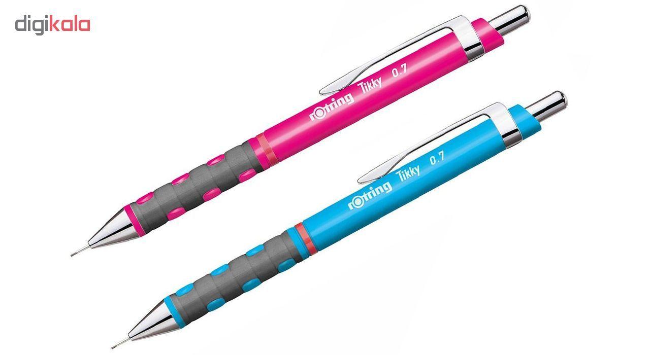 مداد نوکی 0.7 میلیمتری روترینگ مدل Tikky main 1 3