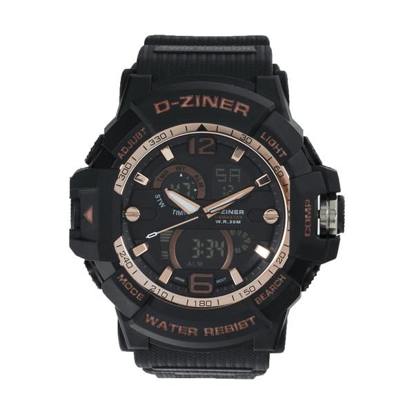 ساعت مچی عقربه ای مردانه دیزاینر مدل D-Z7039