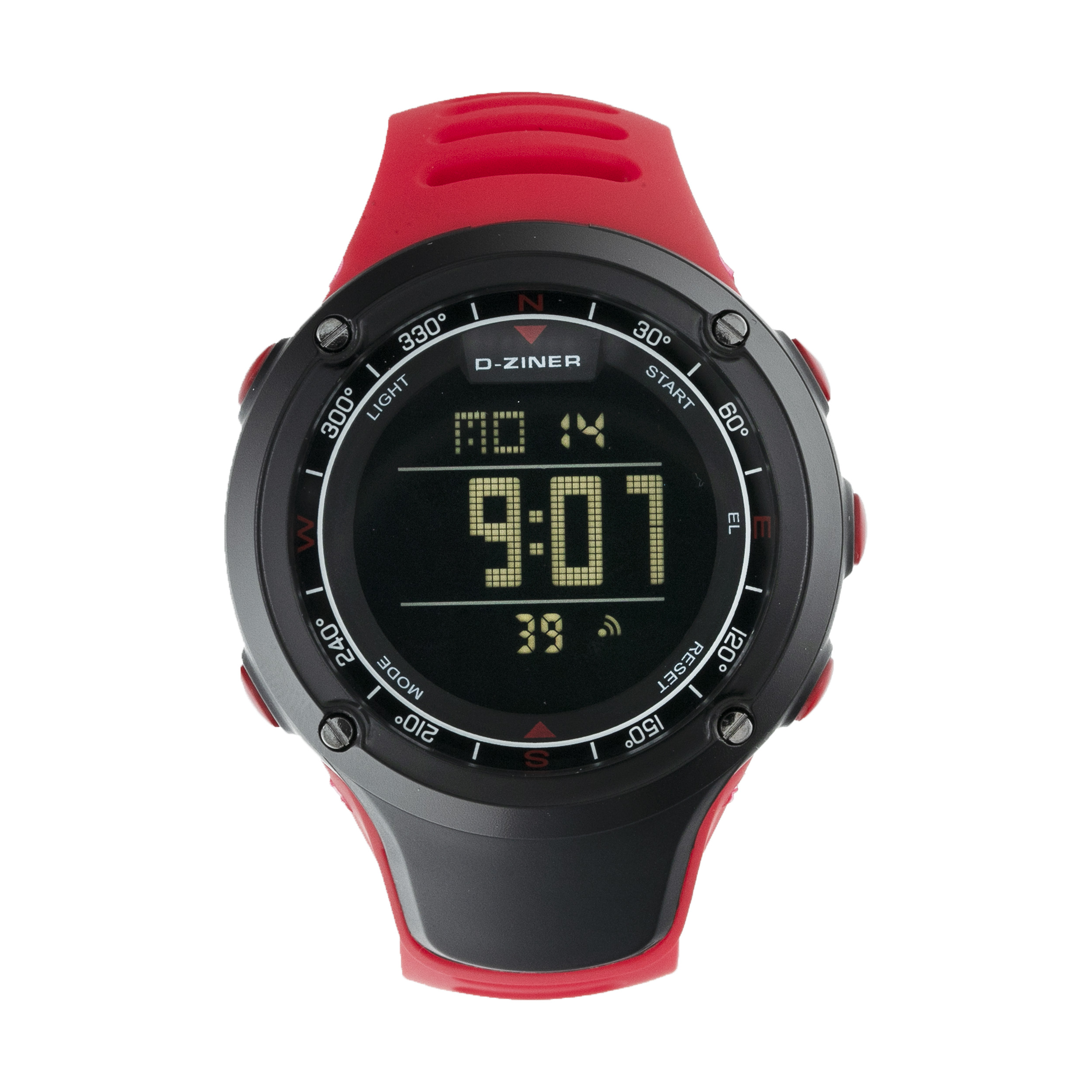 ساعت مچی دیجیتال دیزاینر مدل D-Z7033 4