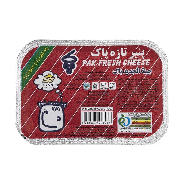 پنیر تازه پاک وزن 300 گرم