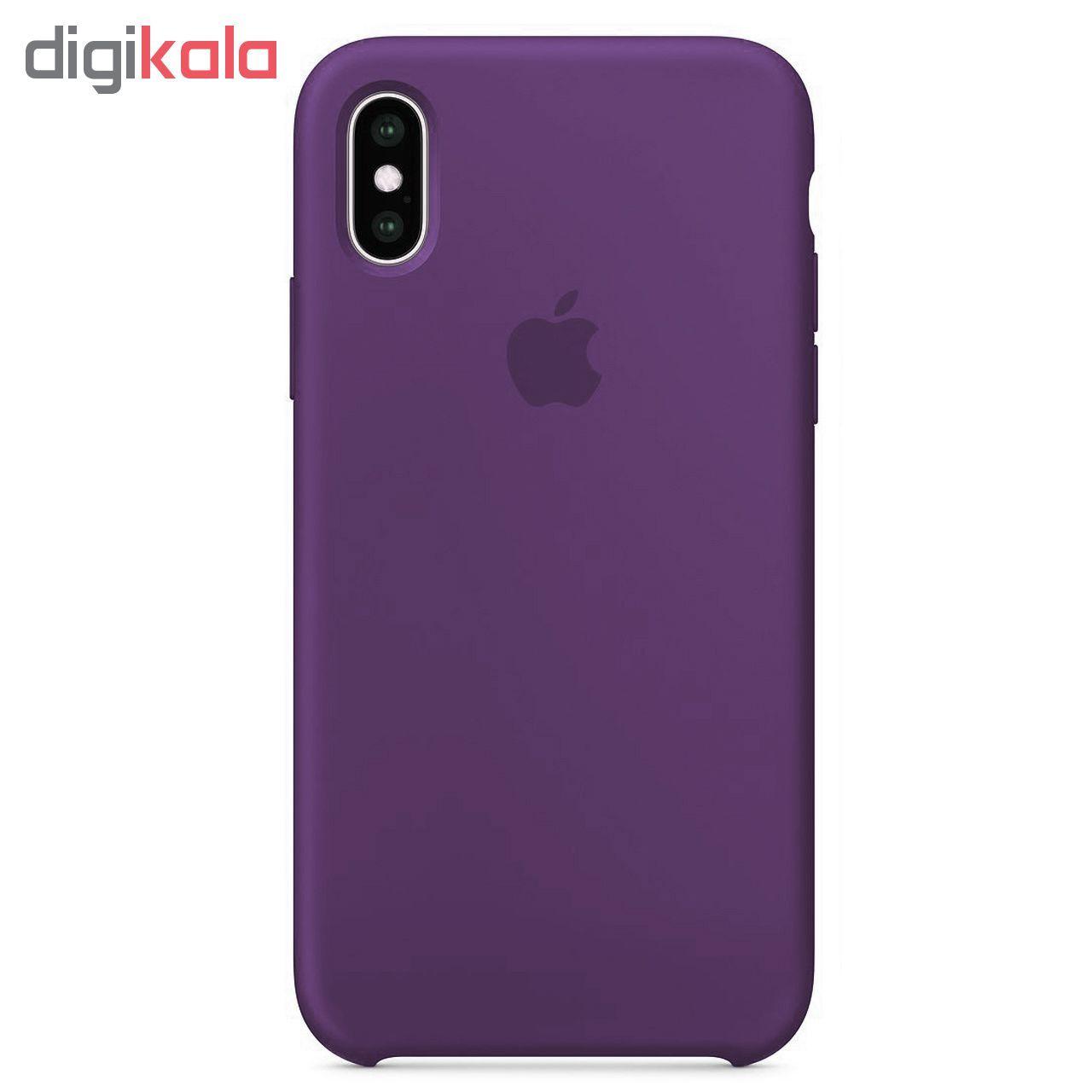 کاور مدل sili003 مناسب برای گوشی موبایل اپل Iphone X / XS main 1 1