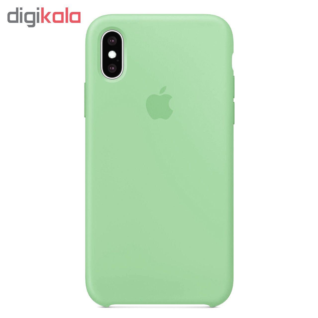 کاور مدل sili003 مناسب برای گوشی موبایل اپل Iphone X / XS main 1 7