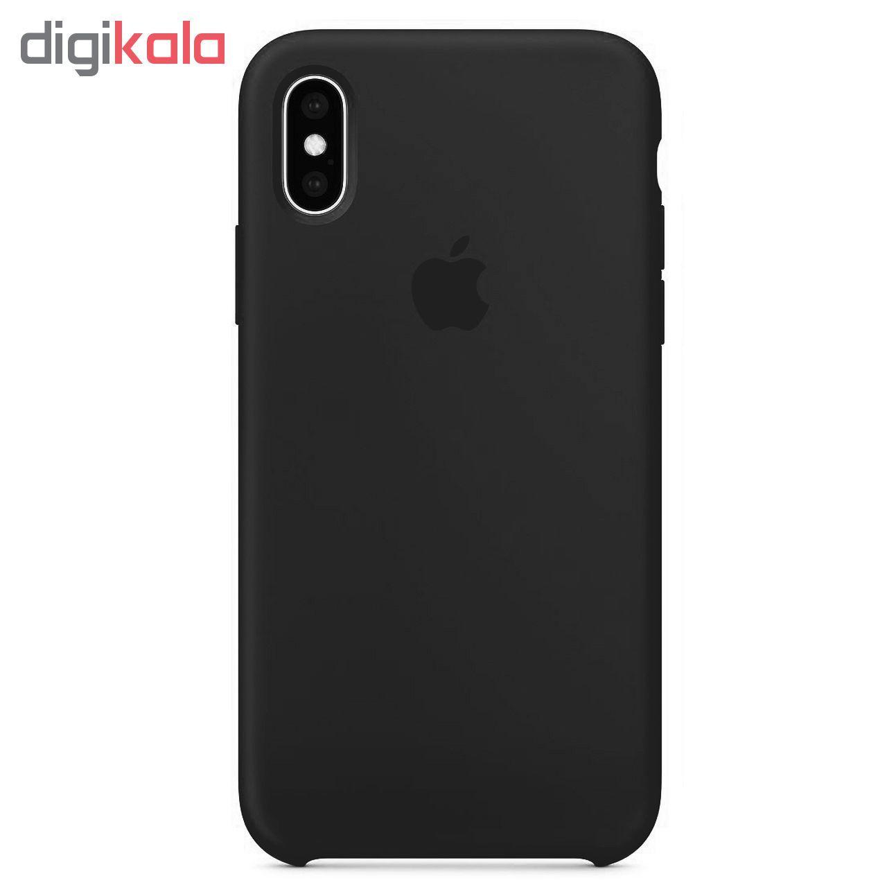 کاور مدل sili003 مناسب برای گوشی موبایل اپل Iphone X / XS main 1 12