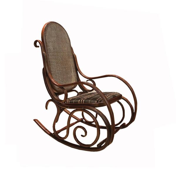 صندلی راک چوبی اسپرسان چوب مدل zr10