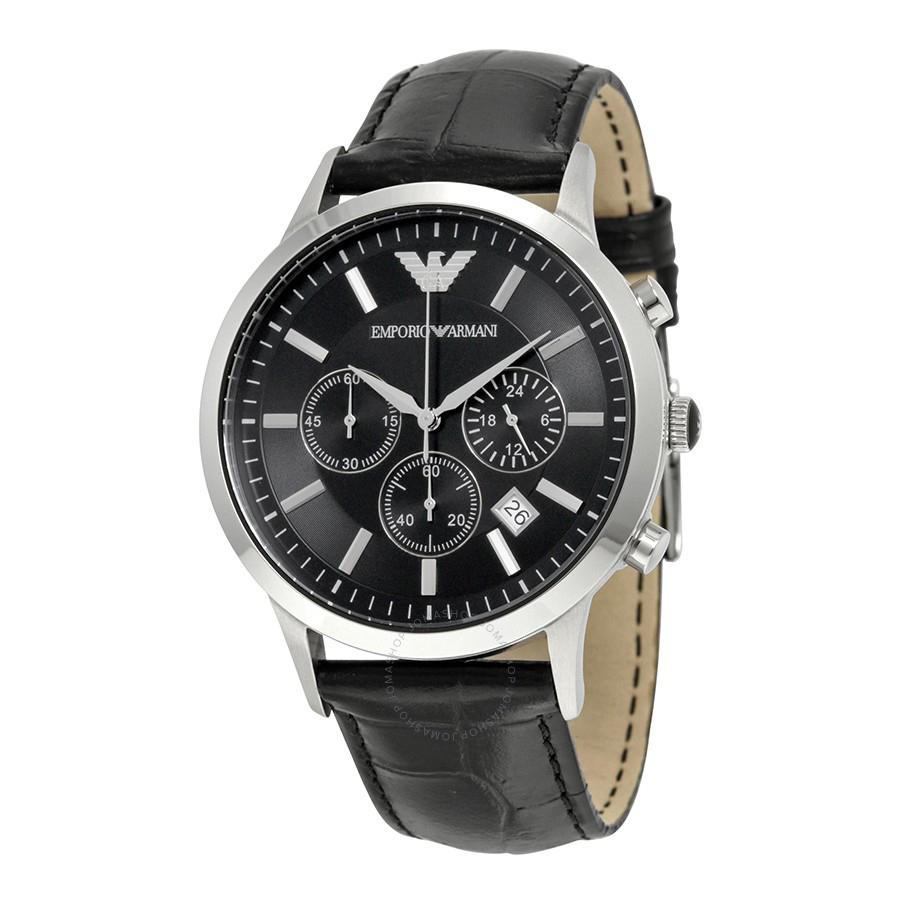 ساعت مچی عقربه ای مردانه امپریو آرمانی مدل AR2447