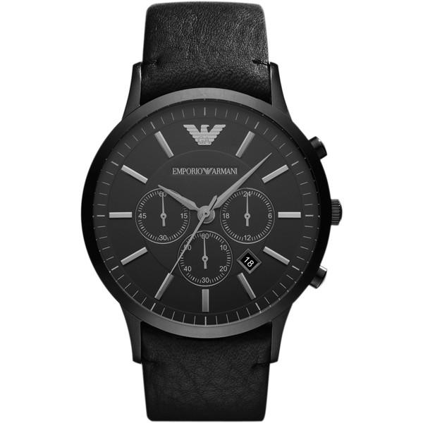 ساعت مچی عقربه ای مردانه امپریو آرمانی مدل AR2461