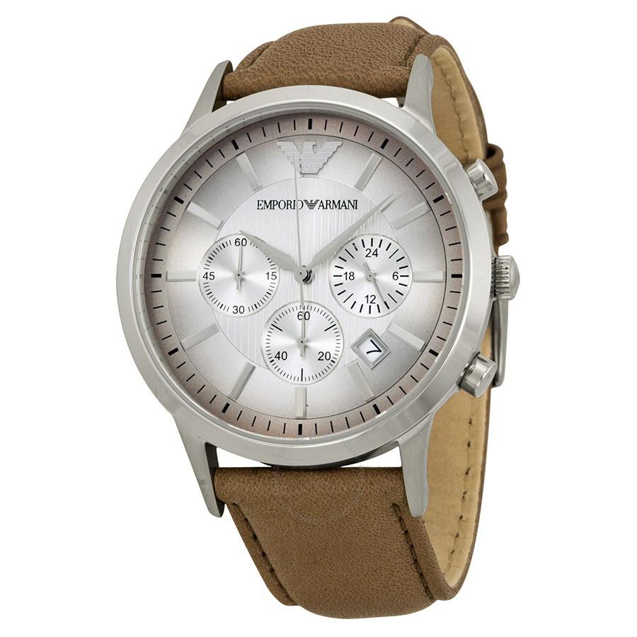 ساعت مچی عقربه ای مردانه امپریو آرمانی مدل AR2471