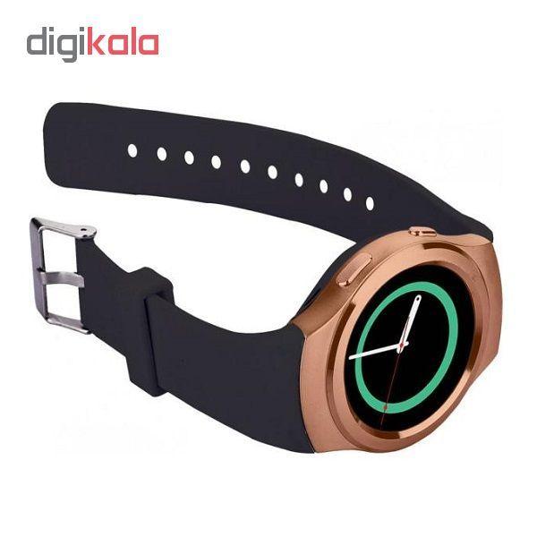 ساعت هوشمند آی لایف مدل Zed Watch R Silver main 1 7