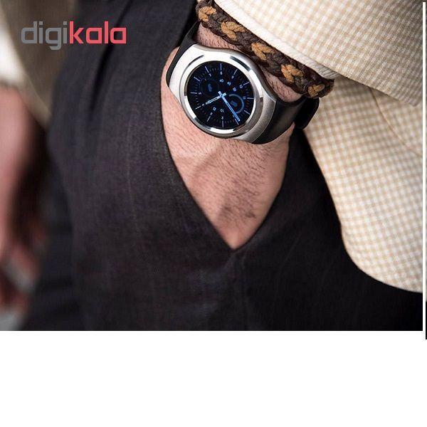 ساعت هوشمند آی لایف مدل Zed Watch R Silver main 1 9
