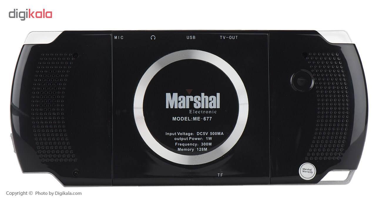 کنسول پرتابل مارشال مدل ME-677