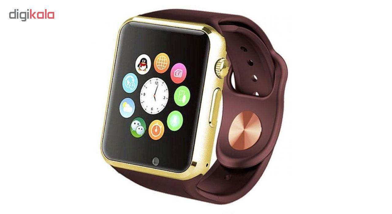 ساعت هوشمند جی تب مدل W101  همراه محافظ صفحه نمایش شیدتگ main 1 10