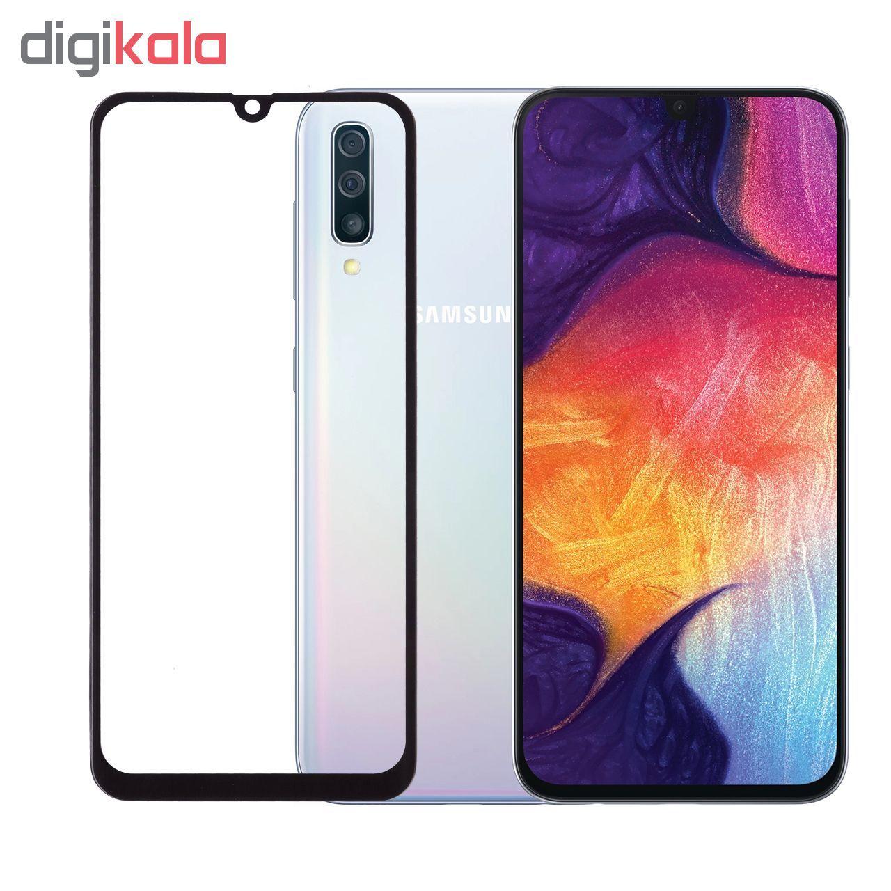 محافظ صفحه نمایش 5D  مدل D22 مناسب برای گوشی موبایل سامسونگ Galaxy A50 main 1 2