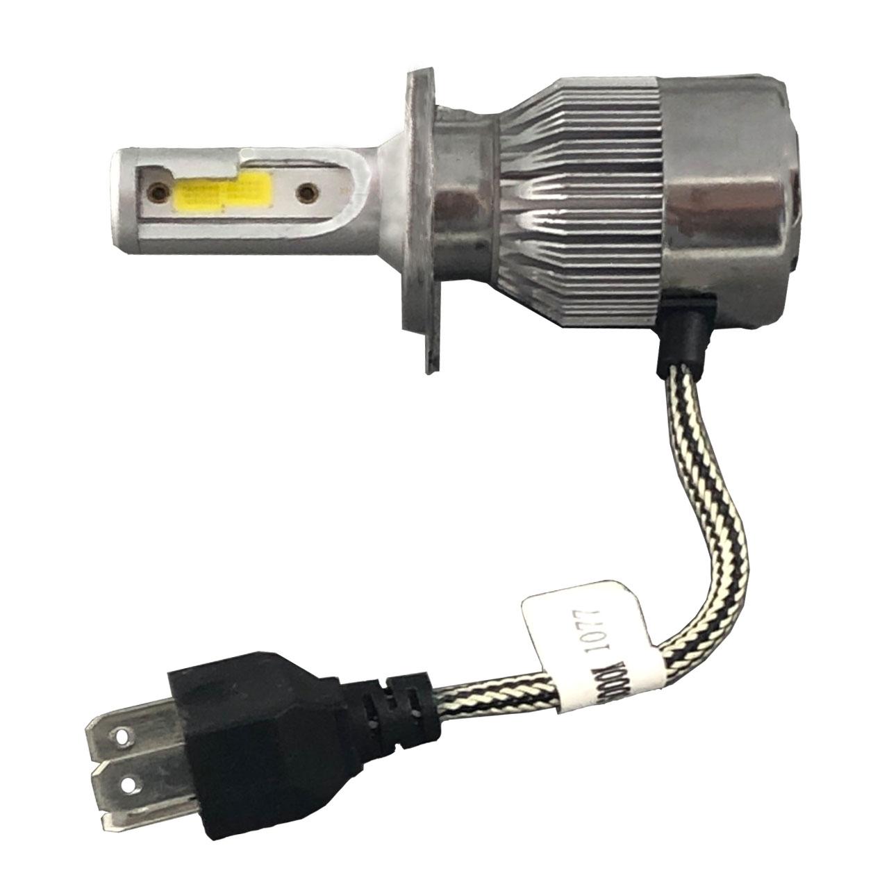 خرید اینترنتی هدلایت لامپ موتور سیکلت مدل TC6