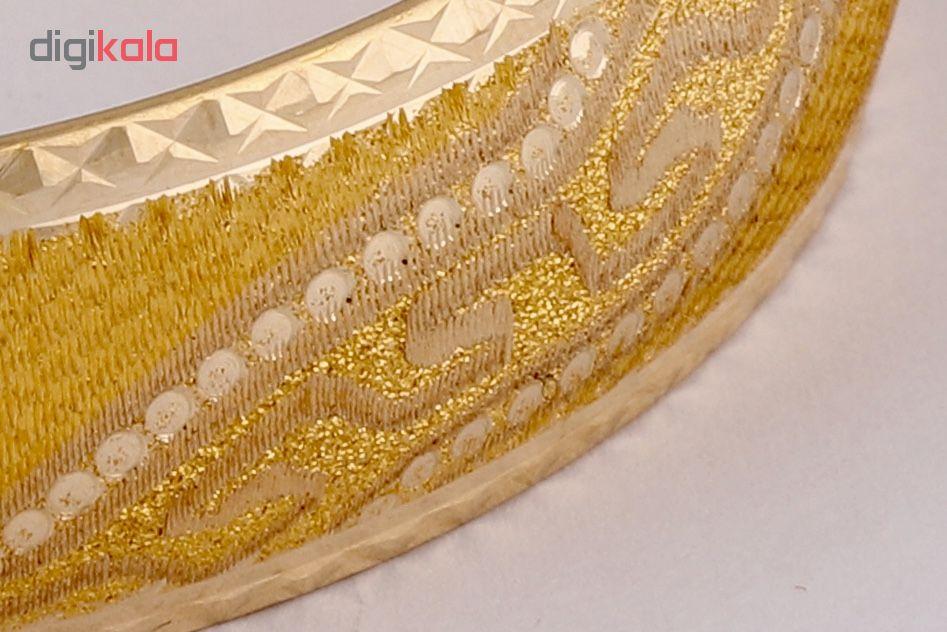 النگو طلا 18 عیار گوی گالری مدل G263
