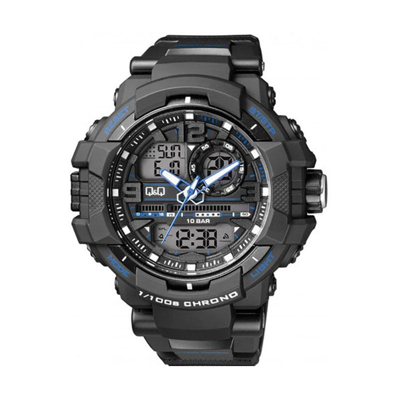 ساعت مچی دیجیتال مردانه کیو اند کیو مدل GW86J003Y