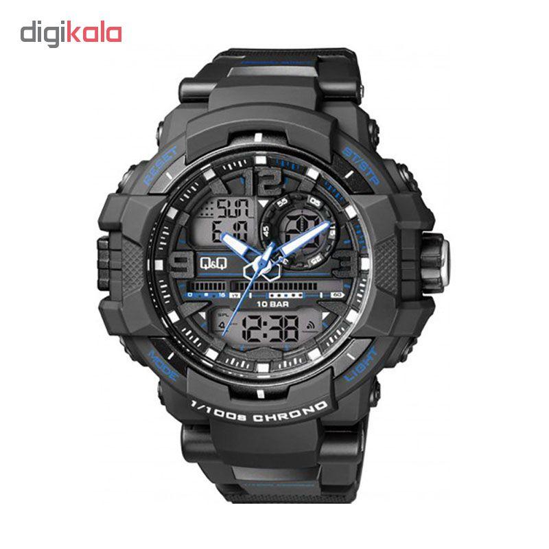 خرید ساعت مچی دیجیتال مردانه کیو اند کیو مدل GW86J003Y