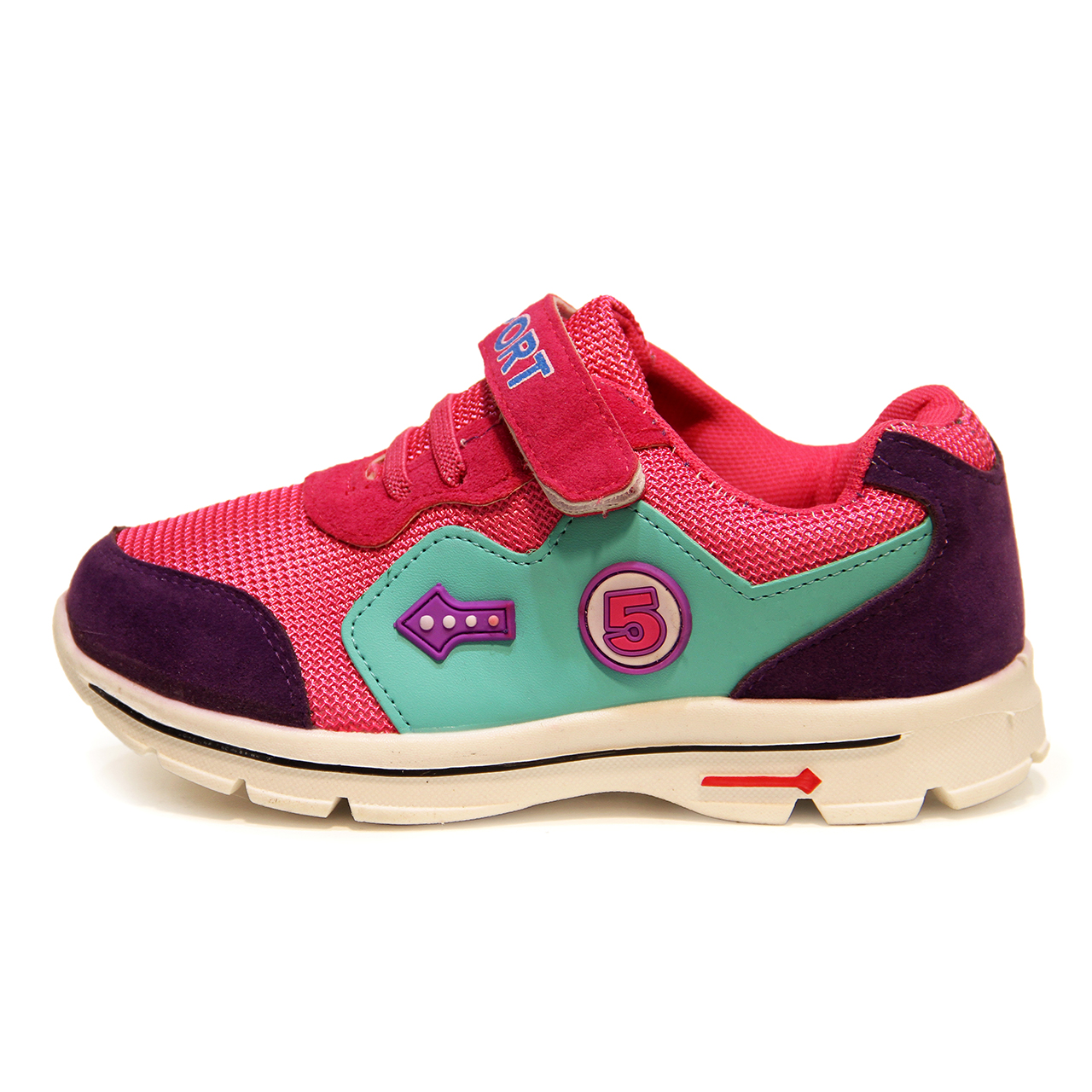 کفش مخصوص پیاده روی دخترانه اسپرت کد 278