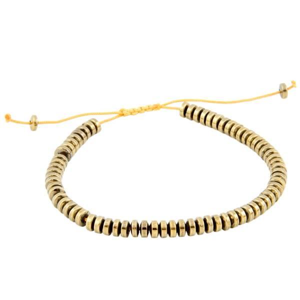دستبند چرم ذاریات مدل Tina کد 153