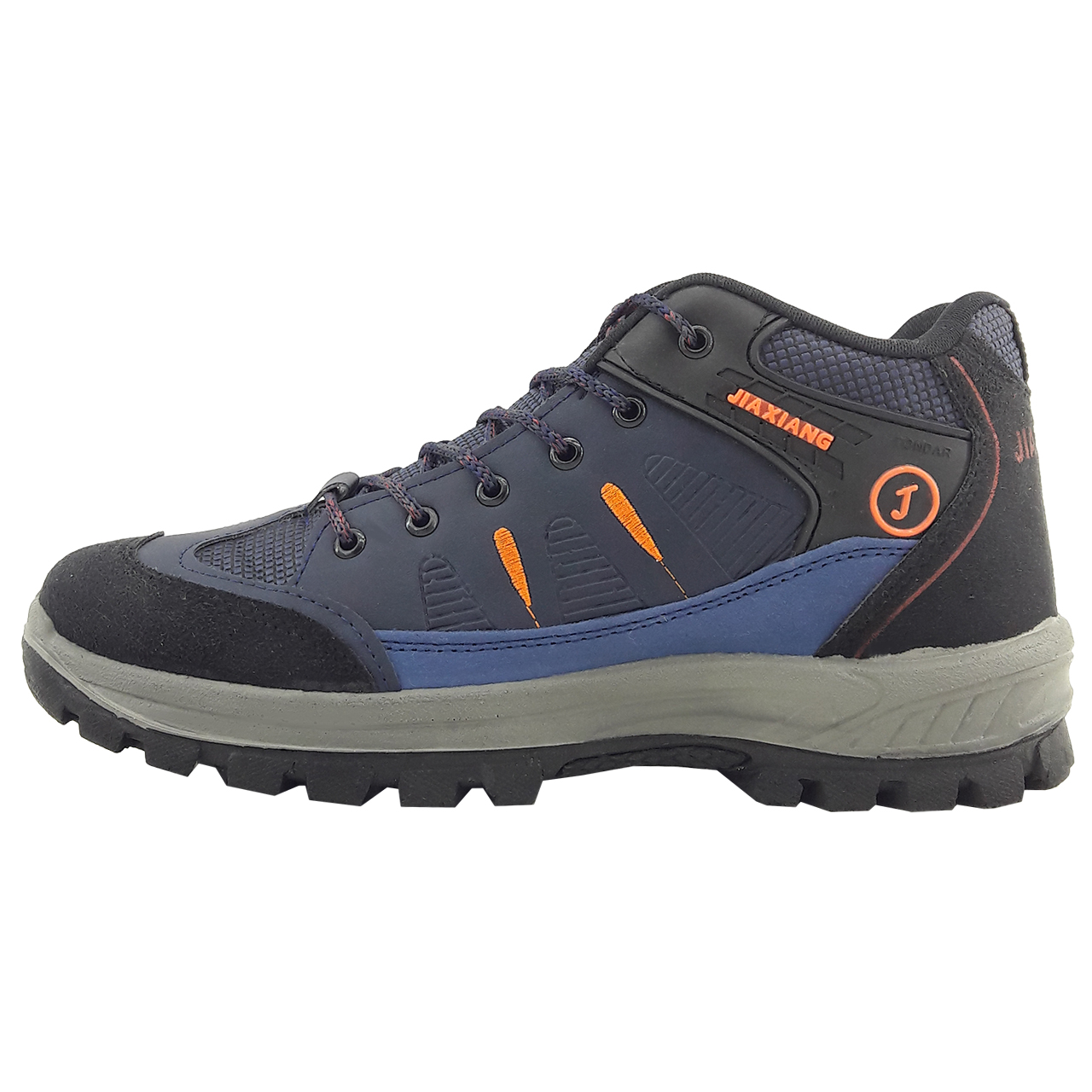 قیمت کفش کوهنوردی مردانه جیاکسیانگ مدل Jx.tnd.nvy-01