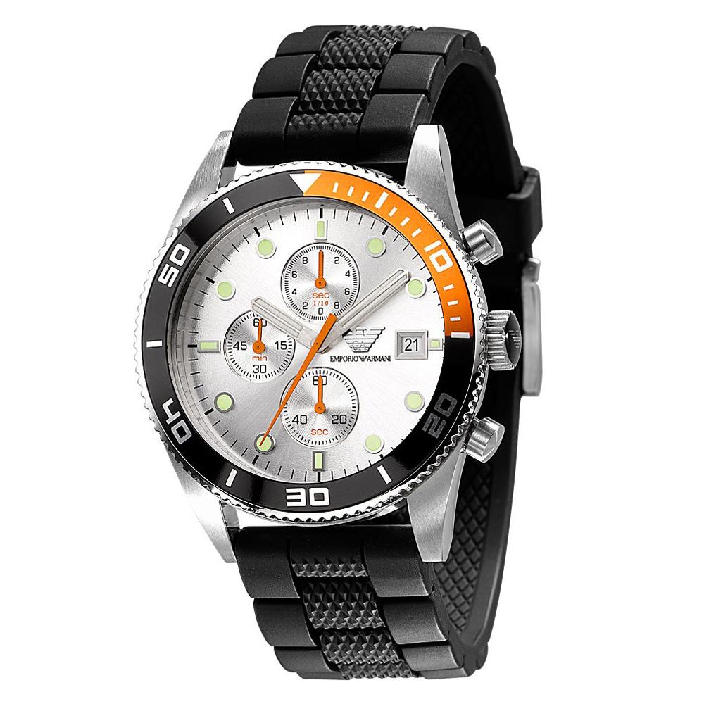 ساعت مچی عقربه ای مردانه امپریو آرمانی مدل AR5856 28