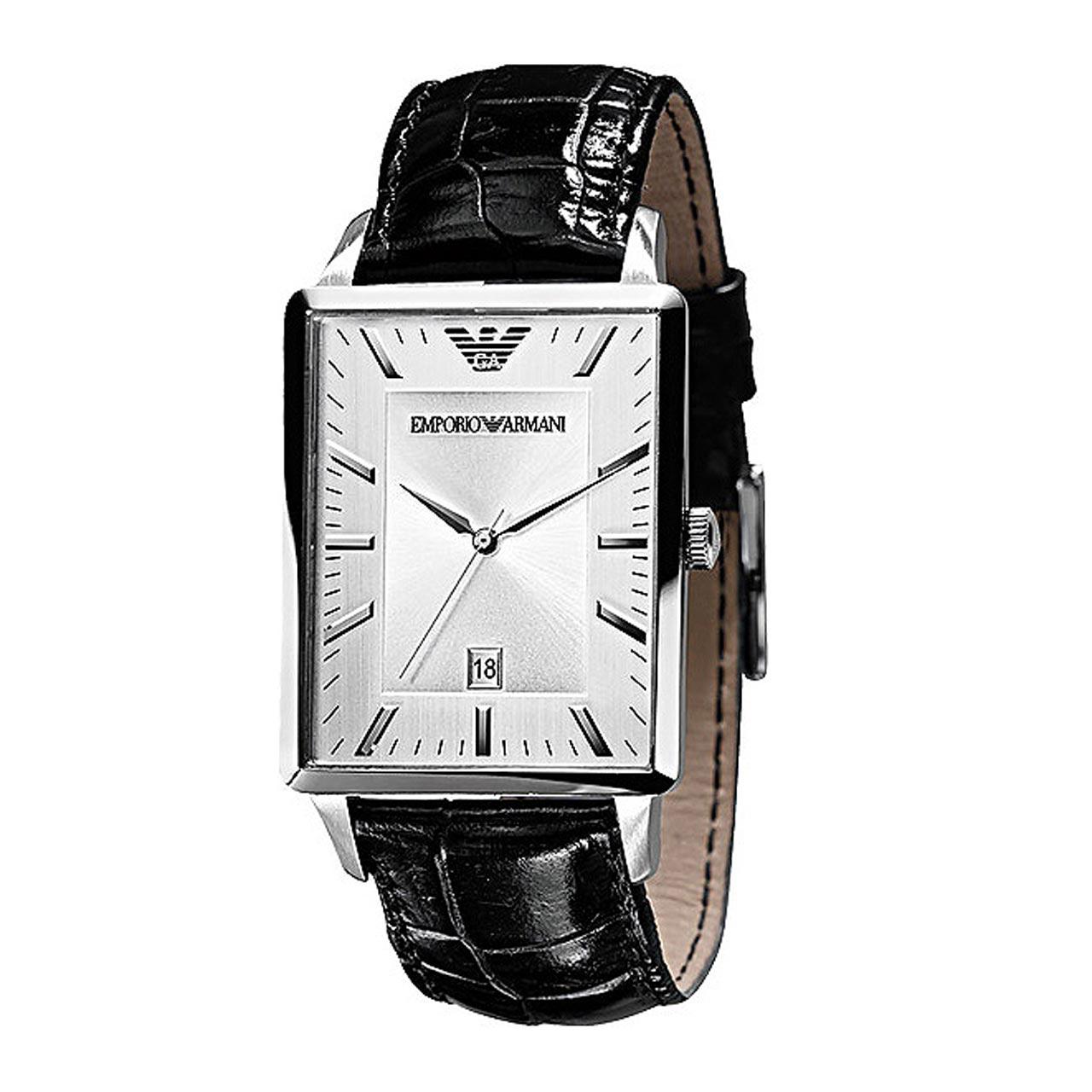 ساعت مچی عقربه ای زنانه امپریو آرمانی مدل AR2418