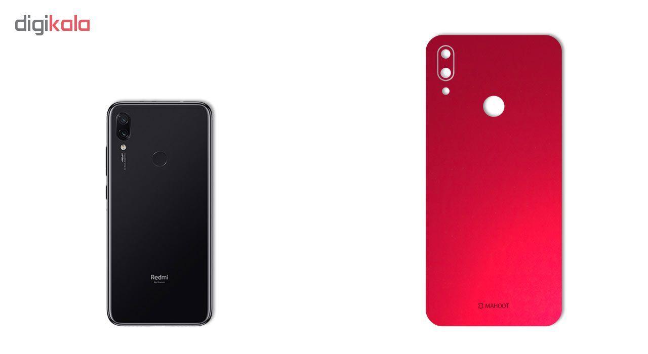 برچسب پوششی ماهوت طرح Color-Special مناسب برای گوشی موبایل شیائومی Redmi Note 7 main 1 1