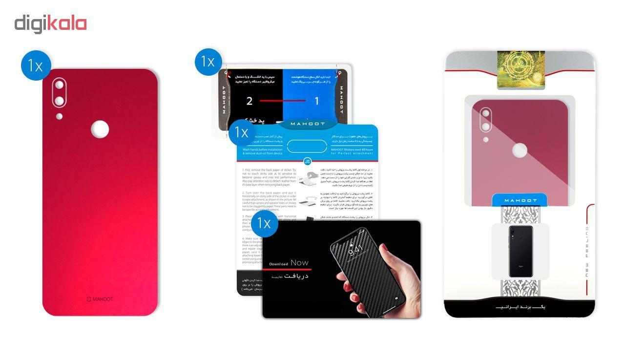 برچسب پوششی ماهوت طرح Color-Special مناسب برای گوشی موبایل شیائومی Redmi Note 7 main 1 6