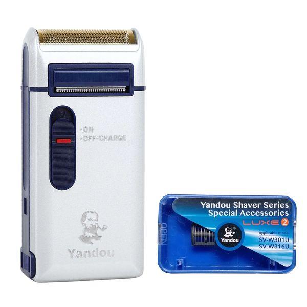 ماشین اصلاح موی صورت یاندو به همراه تیغه یدک مدل Sv-w301u