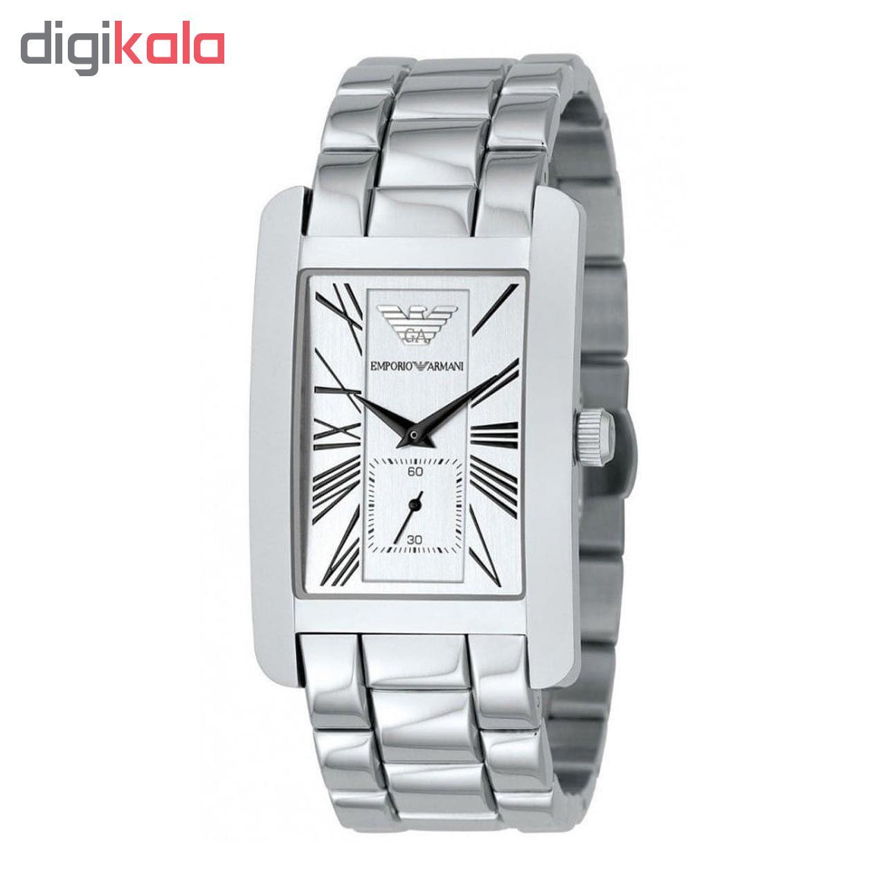 خرید ساعت مچی عقربه ای مردانه امپریو آرمانی مدل AR0145